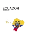 Ecuador: Notebook for recording amazing places, extraordinary destinations and spectacular locations Cover Image