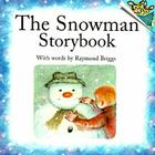 The Snowman Storybook (Pictureback(R)) Cover Image