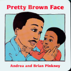 Pretty Brown Face: Family Celebration Board Books Cover Image