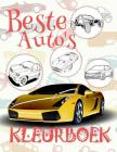 ✌ Beste Auto's ✎ Kleuring Kinderen ✎ Auto's Kleurboek ✍ Cars Coloring Book Young Boy: ✎ Best Cars Cars Coloring Book You Cover Image