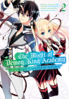 The Misfit of Demon King Academy 02: History's Strongest Demon King Reincarnates and Goes to School with His Descendants (The Misfit of Demon King Academy: History's Strongest Demon King Reincarnates and Goes to School with His Descendants #2) Cover Image