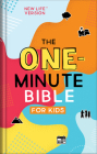 The One-Minute Bible for Kids: New Life Version Cover Image