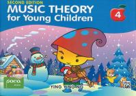 Music Theory for Young Children, Bk 4 Cover Image