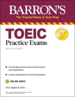 TOEIC Practice Exams (with online audio) (Barron's Test Prep) Cover Image