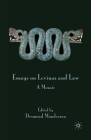 Essays on Levinas and Law: A Mosaic Cover Image