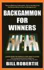 Backgammon for Winners, 3rd Edition Cover Image