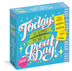 Today Is Going to Be a Great Day! Page-A-Day Calendar 2021 Cover Image
