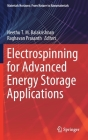 Electrospinning for Advanced Energy Storage Applications Cover Image