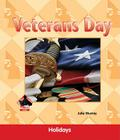 Veterans Day (Holidays (Abdo)) Cover Image
