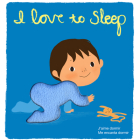 I Love to Sleep: Deluxe Touch-and-Feel Cover Image