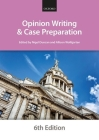 Opinion Writing and Case Preparation (Bar Manuals) Cover Image
