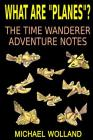 What are planes? The time wanderer adventure notes Cover Image
