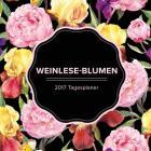 Weinlese-Blumen: 2017 Tagesplaner Cover Image