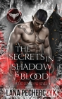 The Secrets in Shadow and Blood: A Fantasy Vampire Romance Cover Image