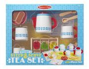 Wooden Steep & Serve Tea Set Cover Image