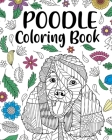 Poodle Coloring Book Cover Image