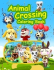 Animal Crossing Coloring Book: Wonderful book for Animal Crossing fans Amazing Updated Images with Perfect Quality coloring books are great for relax Cover Image