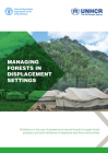 Managing Forests in Displacement Settings: Guidance on the Use of Planted and Natural Forests to Supply Forest Products and Build Resilience in Displa Cover Image