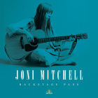 Joni Mitchell Backstage Pass Cover Image