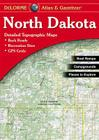 North Dakota Atlas & Gazetteer Cover Image