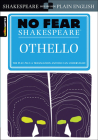 Othello (No Fear Shakespeare) (Sparknotes No Fear Shakespeare) Cover Image