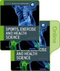 Ib Sports, Exercise and Health Science Print and Online Course Book Pack Cover Image