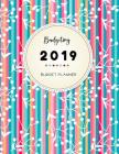 Budgeting Planner 2019: Budget Planner, Finance Journal, Binder Money Organizer, Budget Book Monthly Bill, Accounting Book, Money Bills Organi Cover Image