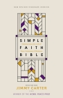 Nrsv, Simple Faith Bible, Hardcover, Comfort Print: Following Jesus Into a Life of Peace, Compassion, and Wholeness Cover Image
