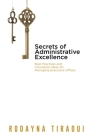 Secrets of Administrative Excellence Cover Image