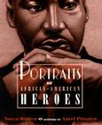 Portraits of African American Heroes Cover Image