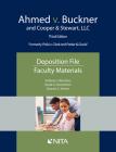 Ahmed V. Buckner and Cooper & Stewart, LLC: Deposition File, Faculty Materials Cover Image