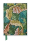 William Morris: Acanthus (Foiled Journal) (Flame Tree Notebooks #62) Cover Image