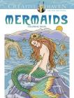 Creative Haven Mermaids Coloring Book (Adult Coloring) Cover Image