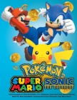 3 in 1: Super Mario, Pokemon, Sonic Coloring Book: Coloring Pages For Kids And Adults, 3 in 1 Pokemon, Sonic And Super Mario C Cover Image