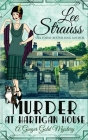 Murder at Hartigan House: a cozy historical 1920s mystery (Ginger Gold Mystery #2) Cover Image