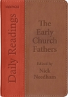 Daily Readings-The Early Church Fathers Cover Image