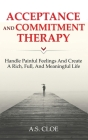 ACT Acceptance and Commitment Therapy Cover Image