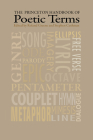 The Princeton Handbook of Poetic Terms Cover Image