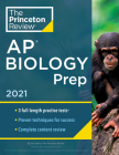 Princeton Review AP Biology Prep, 2021: 3 Practice Tests + Complete Content Review + Strategies & Techniques (College Test Preparation) Cover Image