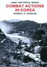 Combat Actions in Korea (Army Historical) Cover Image