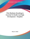 Why Rhythmic Breathing Is Essential To Health And High Development - Pamphlet Cover Image