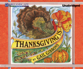 Thanksgiving Is... Cover Image