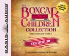 The Boxcar Children Collection Volume 30 (Library Edition): The Mystery of the Mummy's Curse, The Mystery of the Star Ruby, The Stuffed Bear Mystery Cover Image