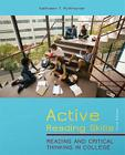 Active Reading Skills: Reading and Critical Thinking in College (Myreadinglab) Cover Image