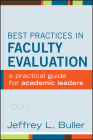Best Practices in Faculty Eval Cover Image