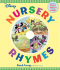Disney Nursery Rhymes Read-Along Storybook and CD Cover Image