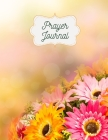 Prayer logbook for teens and adults Cover Image