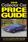 2018 Collector Car Price Guide Cover Image