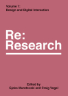 Design and Digital Interaction: Re:Research, Volume 7 Cover Image