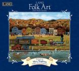Lang Folk Art: 2020 Wall Calendar Cover Image